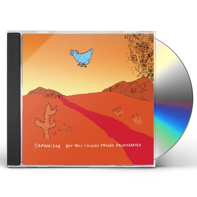 Sam Amidon BUT THIS CHICKEN PROVED FALSEHEARTED CD