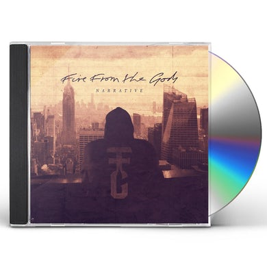 Fire from the Gods NARRATIVE CD