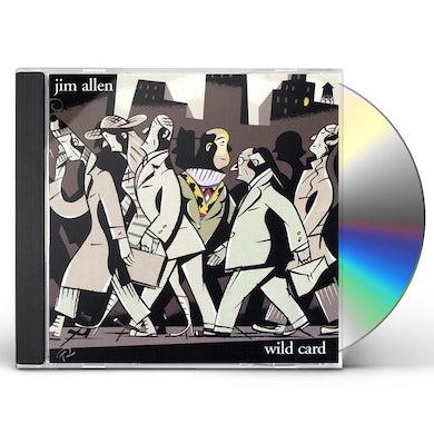 Jim Allen WILD CARD CD