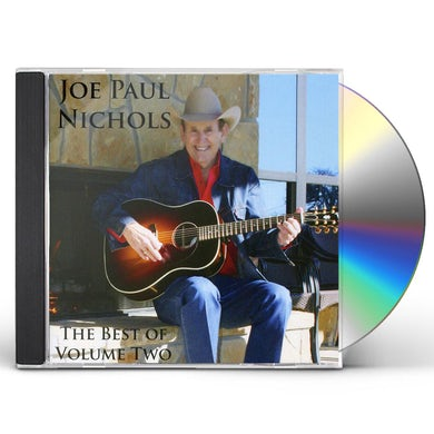 BEST OF JOE PAUL NICHOLS 2 CD