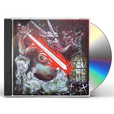 Impaled Nazarene VIGOROUS & LIBERATING DEATH CD