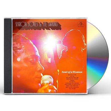 Sharon Jones SOUL OF A WOMAN CD