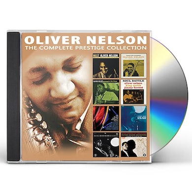 Oliver Nelson COMPLETE PRESTIGE COLLECTION CD