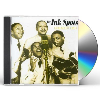 Ink Spots GREATEST HITS CD