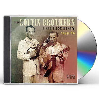 Louvin Brothers COLLECTION 1949-62 CD