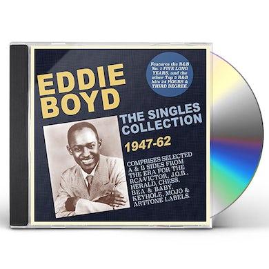 Eddie Boyd SINGLES COLLECTION 1947-62 CD