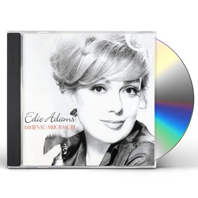 Edie Adams THERE'S SO MUCH MORE CD