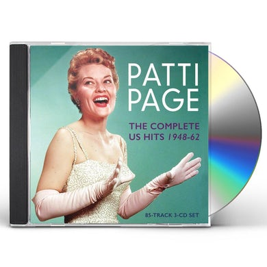 Patti Page COMPLETE US HITS 1948-62 CD