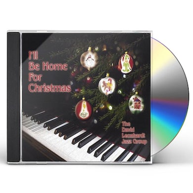 David Leonhardt ILL BE HOME FOR CHRISTMAS CD