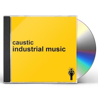 Caustic INDUSTRIAL MUSIC CD