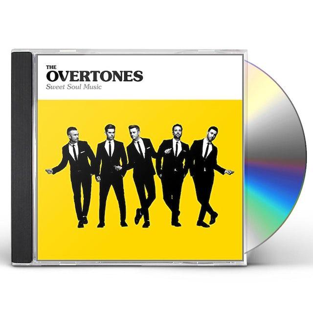 Overtones SWEET SOUL MUSIC CD