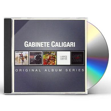 Gabinete Caligari ORIGINAL ALBUM SERIES CD
