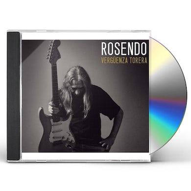 Rosendo VERGUENZA TORERA CD