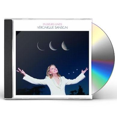 Veronique Sanson PLUSIERS LUNES CD