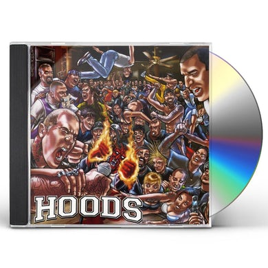 Hoods PIT BEAST CD