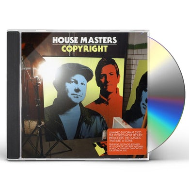 Copyright HOUSE MASTERS CD