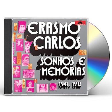 Erasmo Carlos SONHOS E MEMORIAS 1941-1972 CD