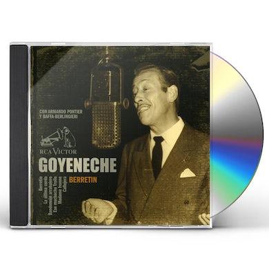 Roberto Goyeneche BERRETIN CD