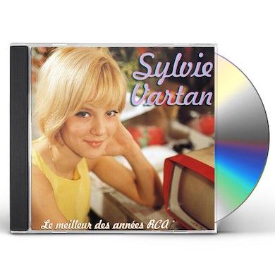 Sylvie Vartan MEILLEUR DES ANNEES RCA CD