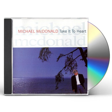 Michael McDonald TAKE IT TO HEART CD