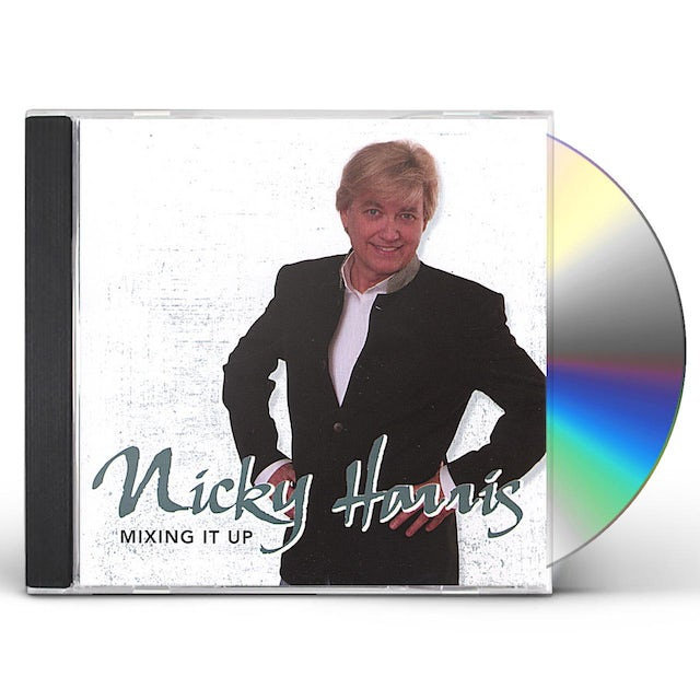 Nicky Harris MIXING IT UP CD