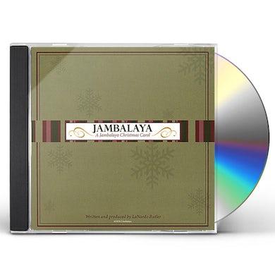 JAMBALAYA CHRISTMAS CAROL CD
