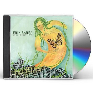Erin Barra SOUL REVOLUTIONS CD