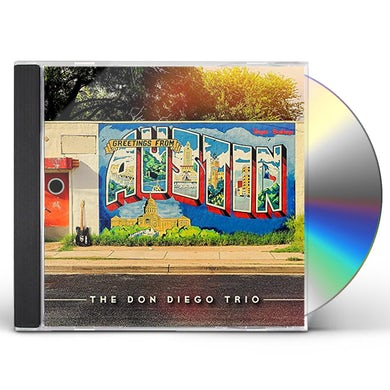 Don Trio Diego GREETINGS FROM AUSTIN CD