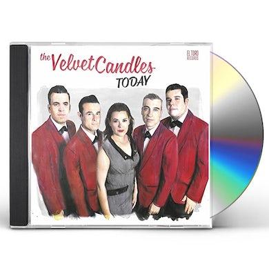 VELVET CANDLES TODAY CD