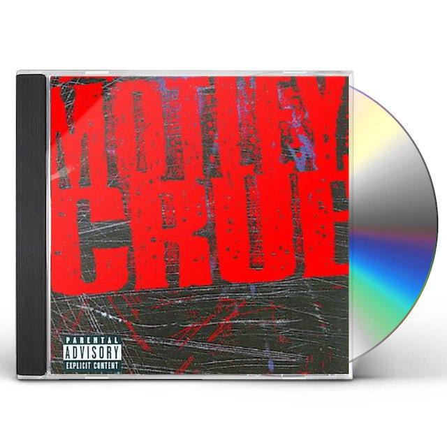 Mötley Crüe CD