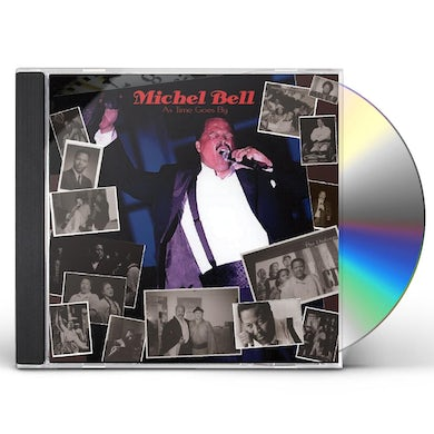 Michel Bell AS TIME GOES BY CD