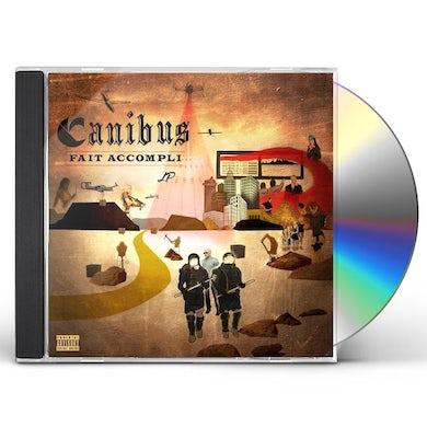 FAIT ACCOMPLI CD