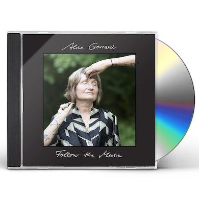 Alice Gerrard FOLLOW THE MUSIC CD