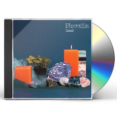 Novella LAND CD