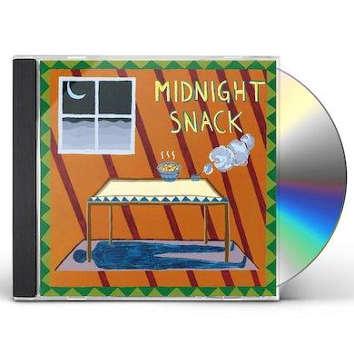 Homeshake MIDNIGHT SNACK CD