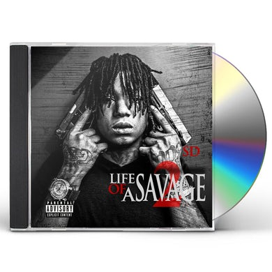 SD LIFE OF A SAVAGE 2 CD