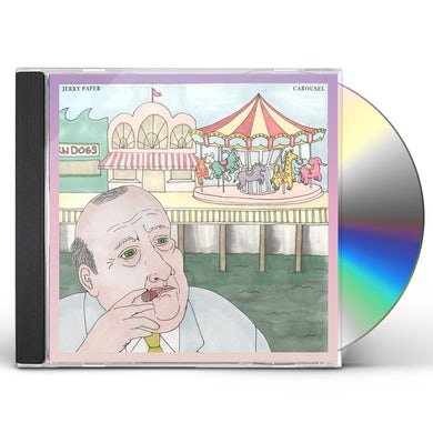 Jerry Paper CAROUSEL CD