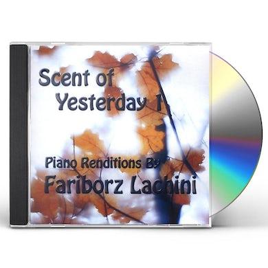 Fariborz Lachini SCENT OF YESTERDAY 1 CD