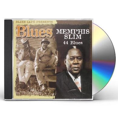 Slim Memphis  BLUES CAFE PRESENTS 44 BLUES CD