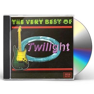 Twilight VERY BEST OF CRAZY ROCKERS CD