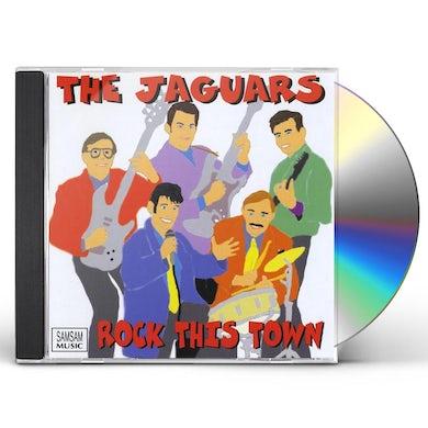 Jaguars ROCK THIS TOWN CD