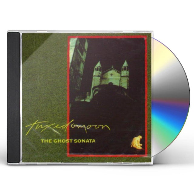 Tuxedomoon GHOST SONATA CD