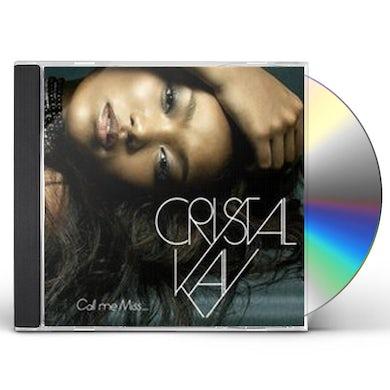 Crystal Kay CALL ME MISS CD