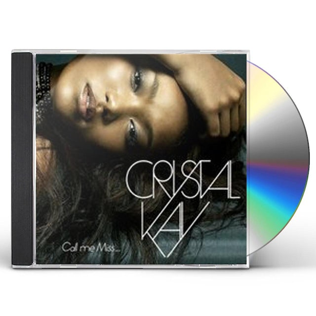 Crystal Kay CALL ME MISS CD