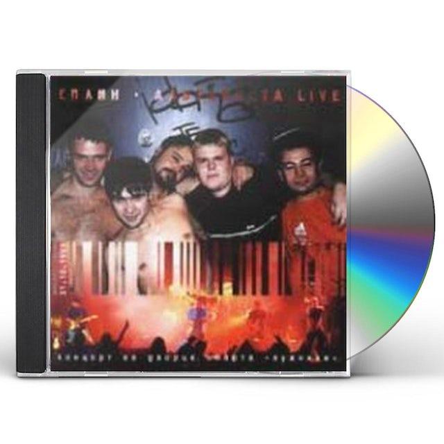 Jeremy LIVE CD