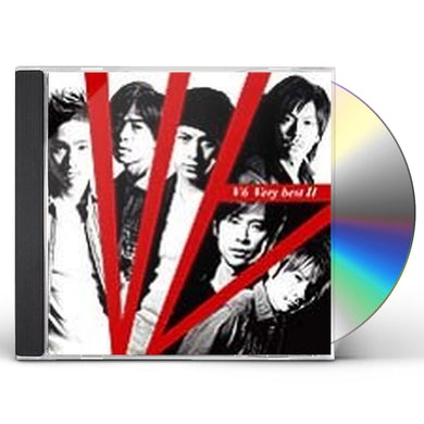 V6 VERY BEST 2 CD