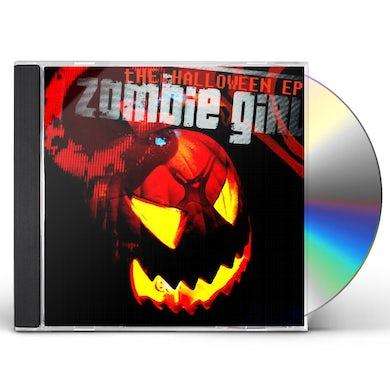 Zombie Girl HALLOWEEN CD
