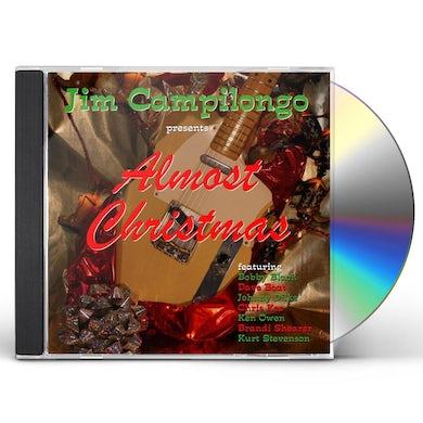 Jim Campilongo ALMOST CHRISTMAS CD