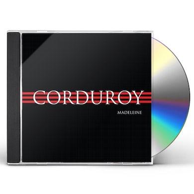 Corduroy MADELEINE EP CD