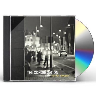 Congregation NOT FOR SLEEPIN' CD